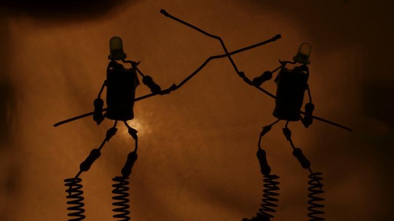 1 El combate